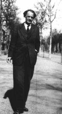 Andrea Caffi negli anni Cinquanta